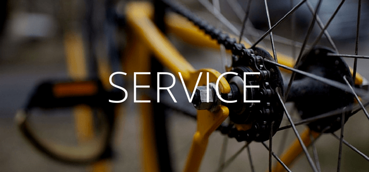 Bike service for all bicycles in Hollister