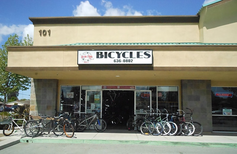 The Shop Off The Chain Bikes